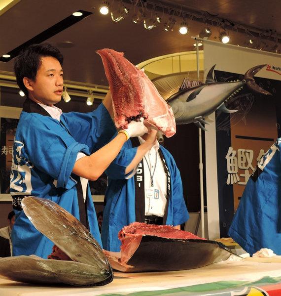 Hon-Maguro no Kiwami TUNAGU