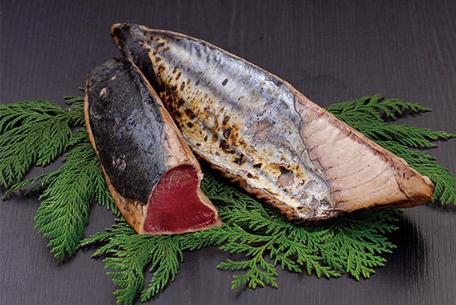 Seared Skipjack Tuna Loin <br>(Katsuo Tataki)