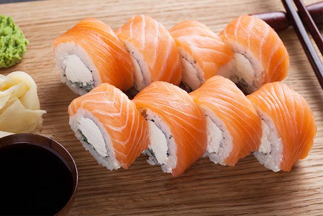 Smoked Salmon Trim A