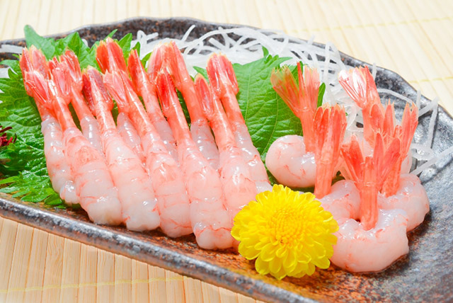 Peeled & Deveined Shrimp Tail On (Ama Ebi)