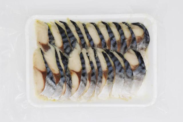 Marinated Mackerel Slice