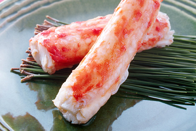 Red King Crab Leg Meat