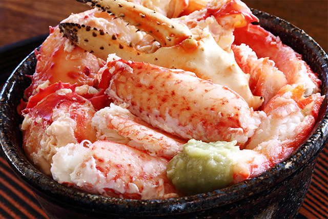 Red King Crab Salad Meat Mix